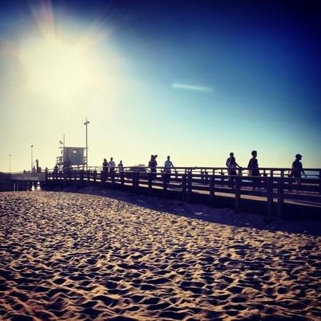 Hilton Garden Inn Los Angeles Marina Del Rey: Fishering Pier 10-15mins walk from hotel