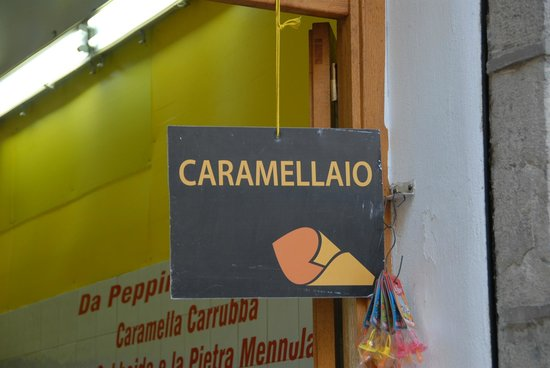 da Peppino caramelle di Carrubba
