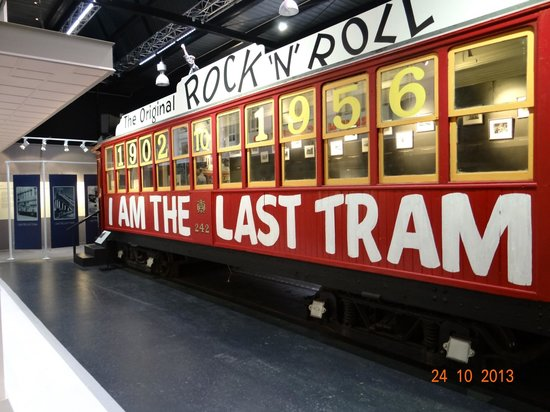 Museum of Transport and Technology : The Last Tram