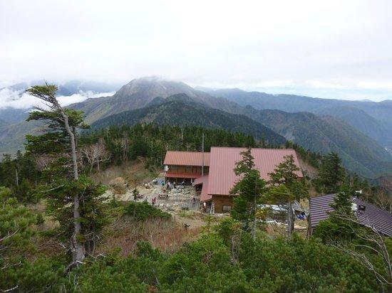 Nishiho Sanso: 西穂山荘②