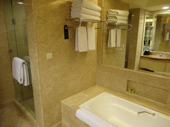 AYANA Midplaza JAKARTA : バスルーム