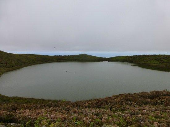 Lagoon El Junco: El Junco lakes