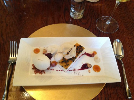 The Yorke Arms : Exquisite dishes