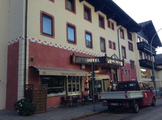 Hotel Garmischer Hof: External view of the hotel