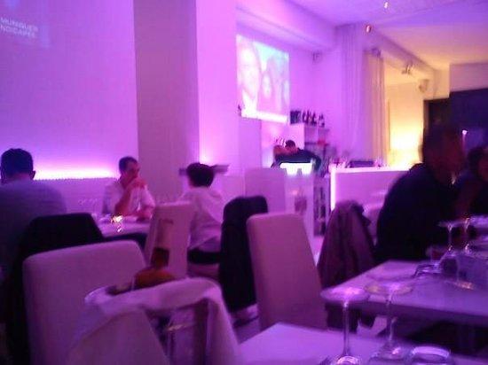 Ice Room : salle restaurant
