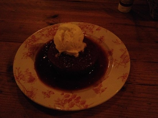 The Oast House: Toffee Pudding