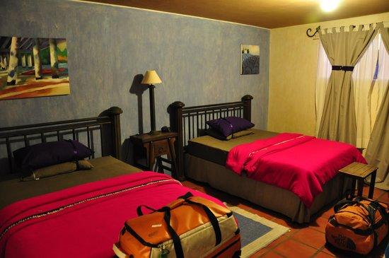 Azul Colonial Inn : Our room