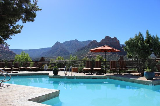 Hyatt Residence Club Sedona, Pinon Pointe: Relax at Pool