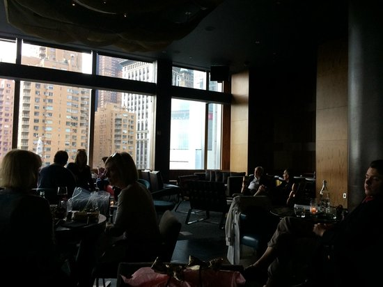 Stone rose lounge picture of stone rose lounge new york for 10 columbus circle 4th floor new york ny 10019