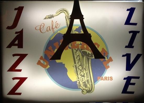 Cafe Universel, Paris