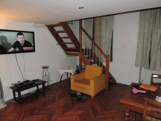 Budapest Easy Flat - Apartments JOKAI : View of front room