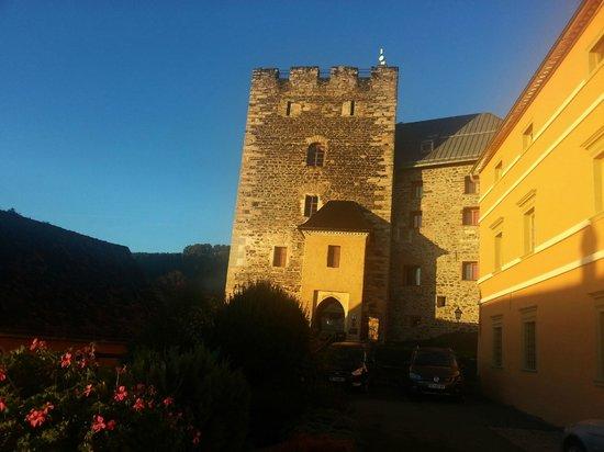 Burg Hotel: Wunderbarer Anblick