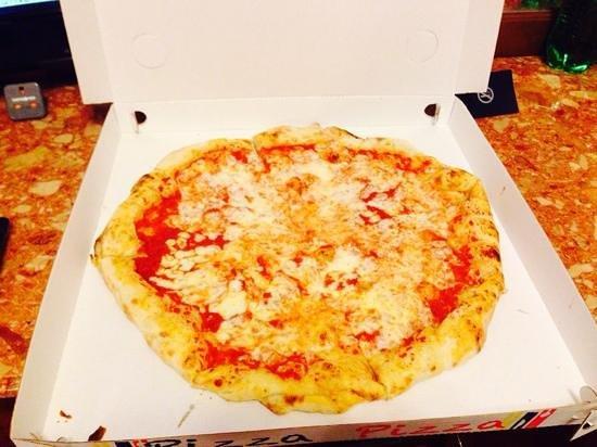 Arte Della Pizza: Lovely pizza