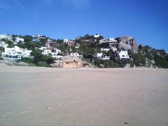 Meliá Atlanterra: Playa de Atlanterra