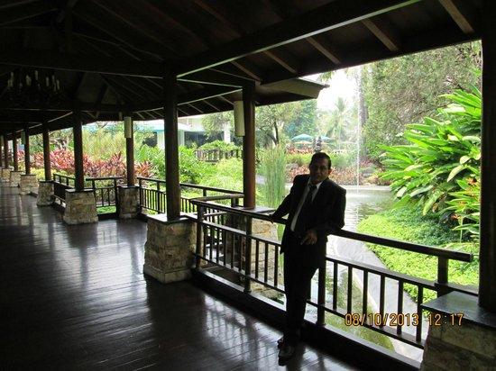 Hotel Borobudur Jakarta: Opening ceremony for Aposho Delegates