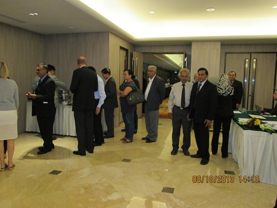Hotel Borobudur Jakarta: convention centre