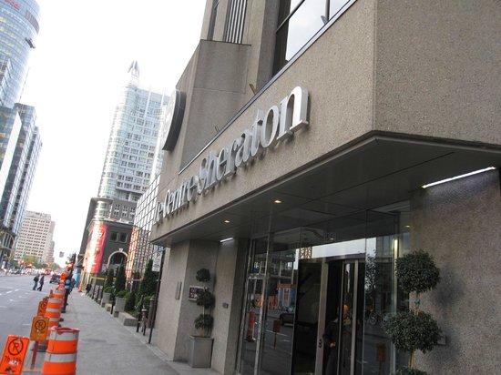 Sheraton Le Centre Montreal Hotel : Le Centre Sheraton