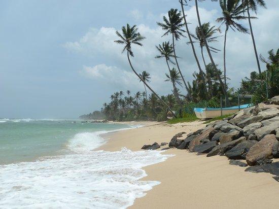 Beach Inns : private beach