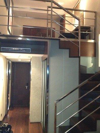 Hotel Urban: Camera a due livelli