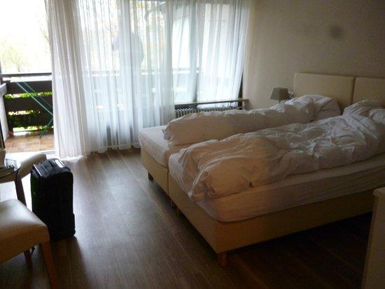 Bellevue Hotel: Zimmer