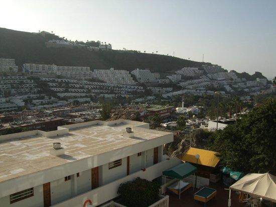 Hotel Solana: Utsikt fra rom