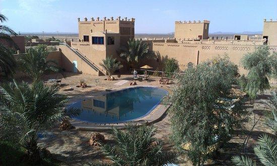 Hotel Ksar Merzouga: Ksar Merzouga