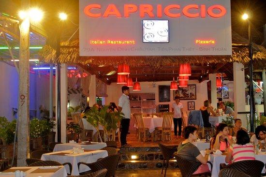 Capriccio Italian Restaurant & Pizzeria