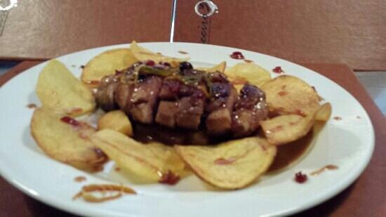Areeiro3 Restaurante Bar : O nosso Magret...