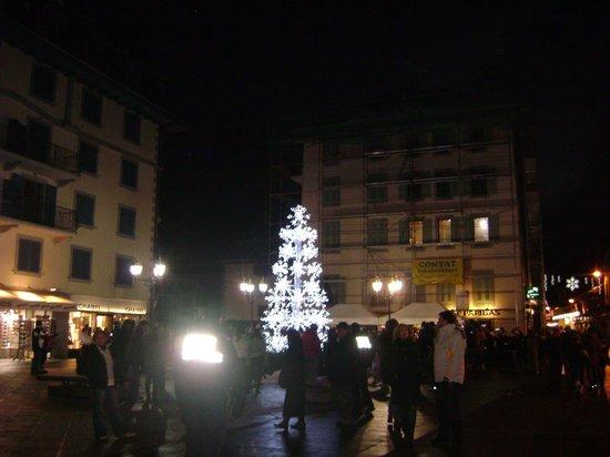 Les Balcons Du Savoy: Christmas in Chamonix