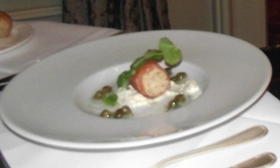 Hallmark Hotel Bournemouth Carlton: More lovely food