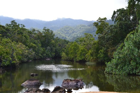 Ecolodge Chez Arol: On the way to the marine park