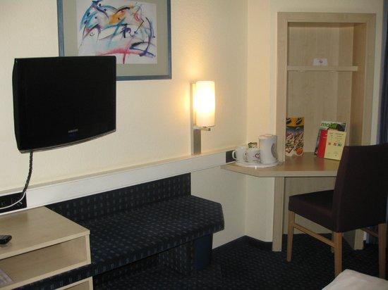 IntercityHotel Freiburg: Doppelzimmer
