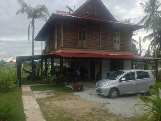 Soluna Guest House: The main house
