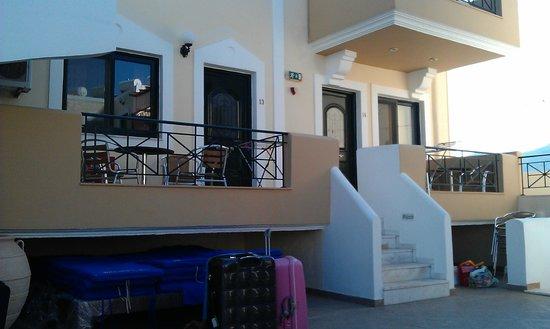 Zephyros Village Hotel: Leiligheter