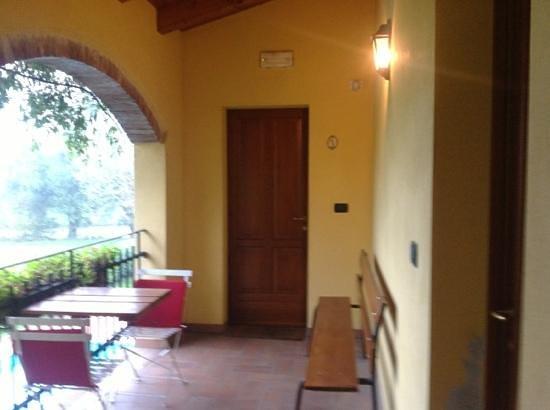 Bagnolo San Vito, Italien: la nostra camera