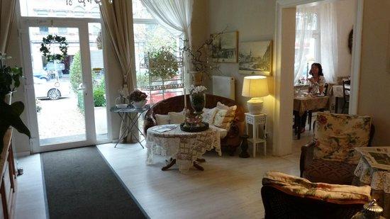 Villa Romantika: Eingangsbereich
