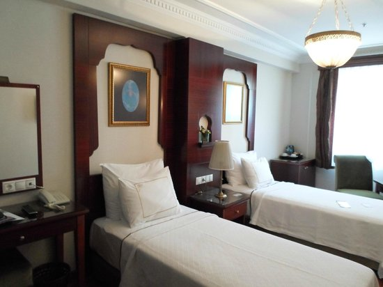 Sirkeci Mansion : room