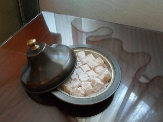 Sirkeci Mansion : welcome turkish delight