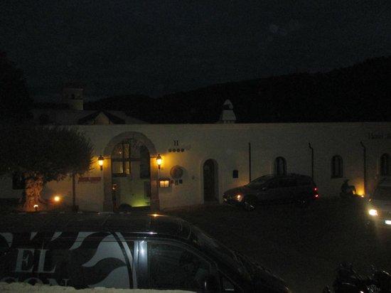 Hotel El Convent : Hotel de noche