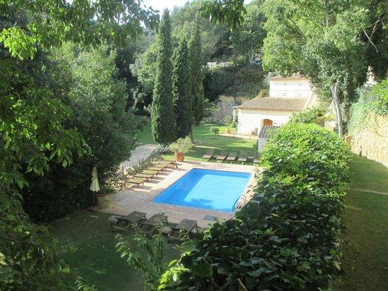 Hotel El Convent: Piscina