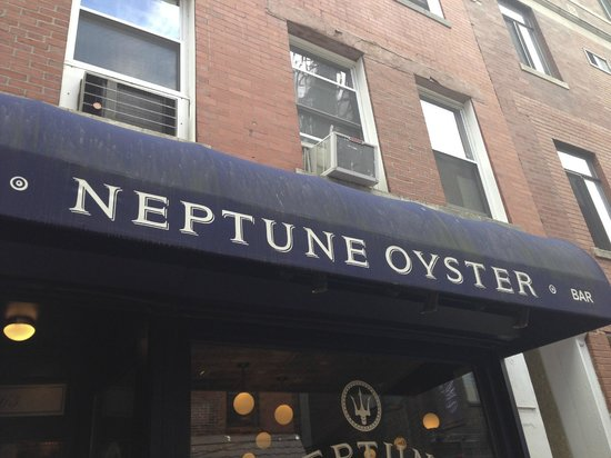 Neptune Oyster: Outside