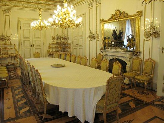Museo Revoltella: dining salon