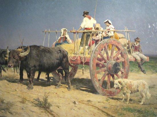 Museo Revoltella: painting