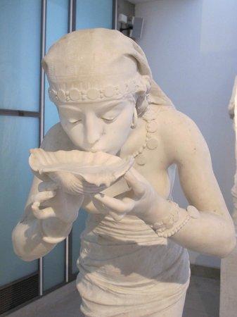Museo Revoltella: sculpture