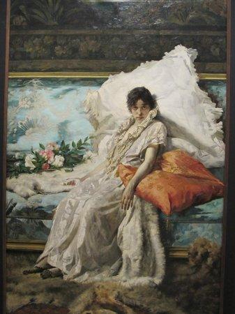 Museo Revoltella: portrait