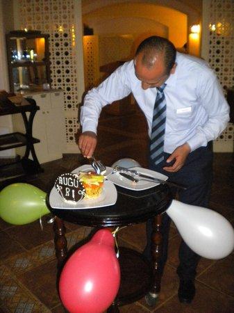 Domina Coral Bay Prestige Hotel : Anniversario