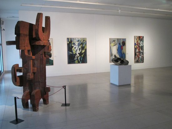 Museo Revoltella: modern gallery