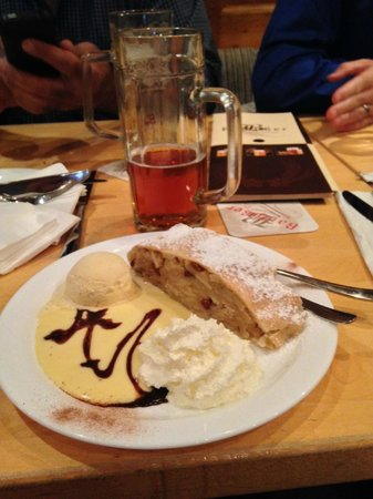 Barfüsser die Hausbrauerei Ulm: dessert