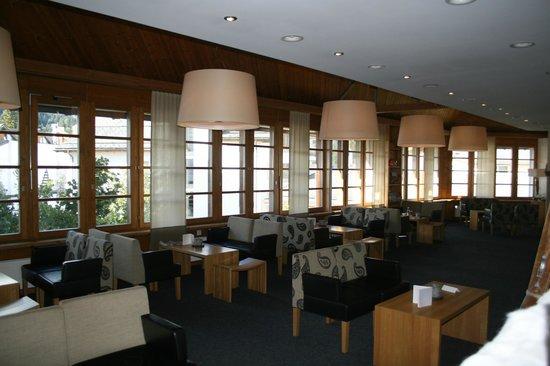 Hotel Schweizerhof : Lobby
