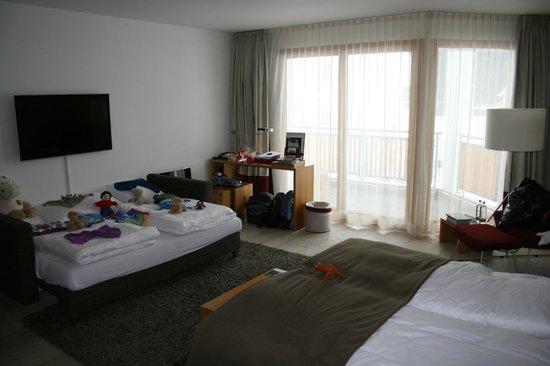 Hotel Schweizerhof : Alpenchic